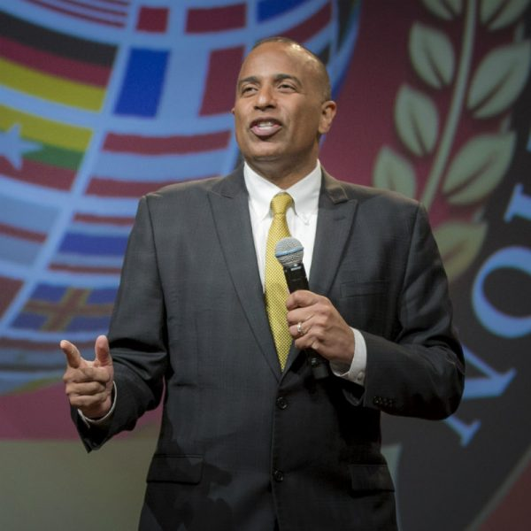 Thomas Brooks, Speaker